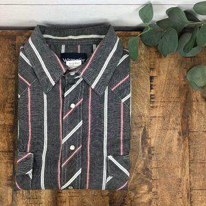 Vintage Wrangler Short Sleeve XLT Men's Western